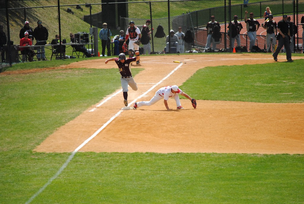 Kutztown's doubleheader sweep of ESU left the Warriors on the outside of the PSAC Tournament this year. Photo Credit / Abigail Dobrowolski