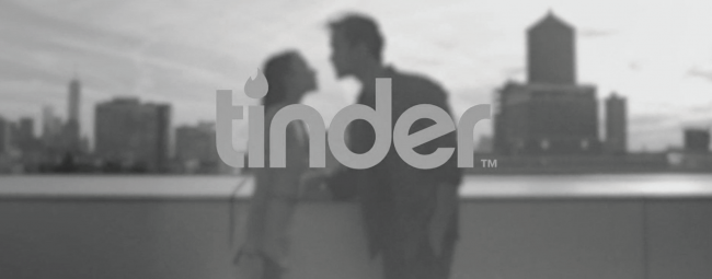 Tinder is an app that allows users to view potential partners nearby. Photo Courtesy / Tinder