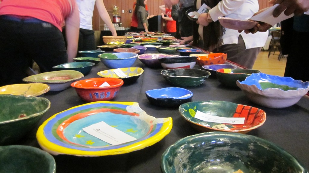 Bowls for sale! Photo Courtesy / Crystal Smith