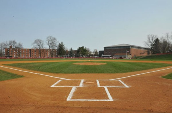 Mitterling Field is the home of ESU's baseball team. Photo Courtesy /  ESU Warriors