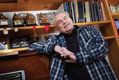 Phil Woods is set to perform March 1. Photo Courtesy / East Stroudsburg University