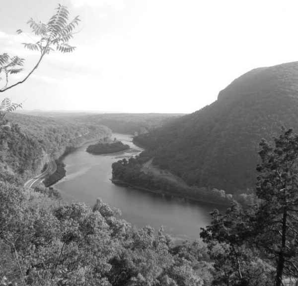 The Delaware Water Gap National Recreation Area has many hiking trails with beautiful views of the area. Photo Credit / Alexandra Smith