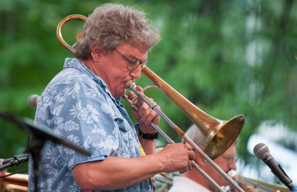 COTA will celebrate the life of Rick Chamberlain this year. Photo Courtesy / cotajazz.org