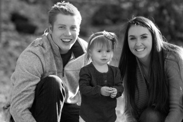 Erika Pokrivsak and family. Photo Courtesy Erika Pokrivsak / Didco Photography