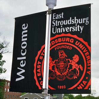 Students get to talk about the future of their university's hometown. Photo Courtesy / The Stroud Courier Archive