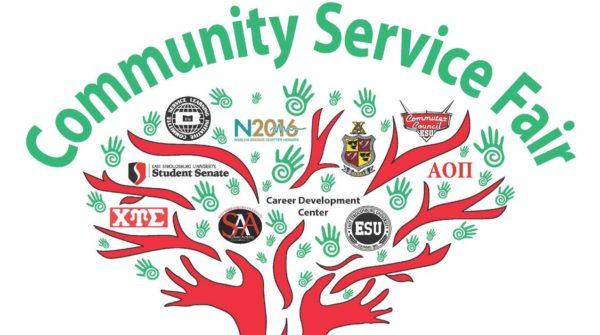 community-service-fair