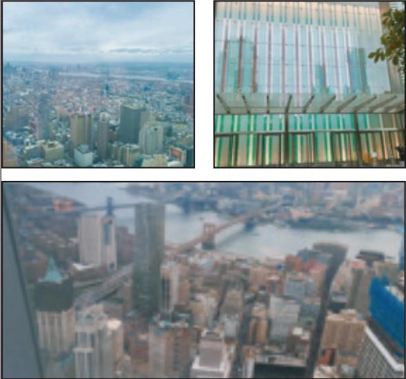 Views of New York City. Photos Courtesy / Yunhui Cho