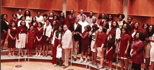 The Voices of Triumph Gospel Choir. Photo Courtesy / The Voices of Triumph
