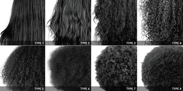 Determining your hair type is the first step to finding the right products. Photo Courtesy / L'Oreal