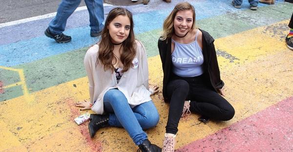 WESS DJ's Of the Week: Jackie Jordan (left) & Danielle Taliaferro (right) Photo Courtesy / Jillian Deiley