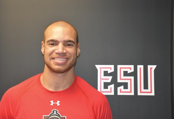 Kevin Rodgers aims to lead a renaissance in women's volleyball at ESU. Photo Credit / Ronald Hanaki