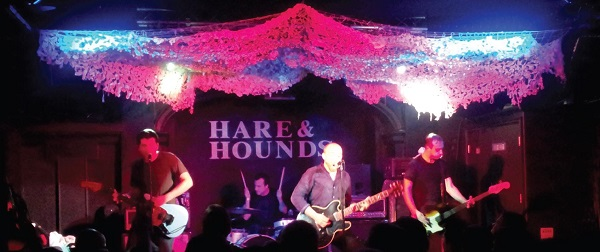 The Menzingers performed at Hare & Hounds in Birmingham in 2012. Photo Courtesy / Steve Watkins