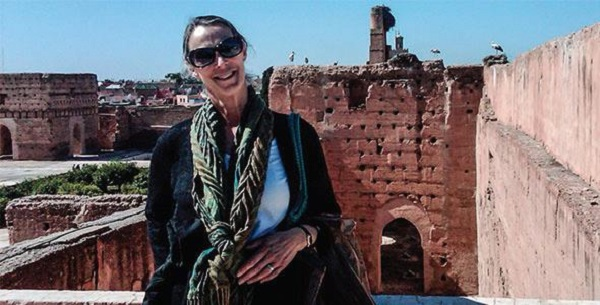 Dr. McKay spent a portion of time on sabbatical in North Africa. Photo Courtesy / ESU Insider
