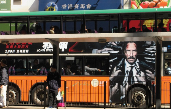 "Fans have been eagerly awaiting the sequel to ""John Wick"" around the world. Photo Credit / Ternalpetrom"