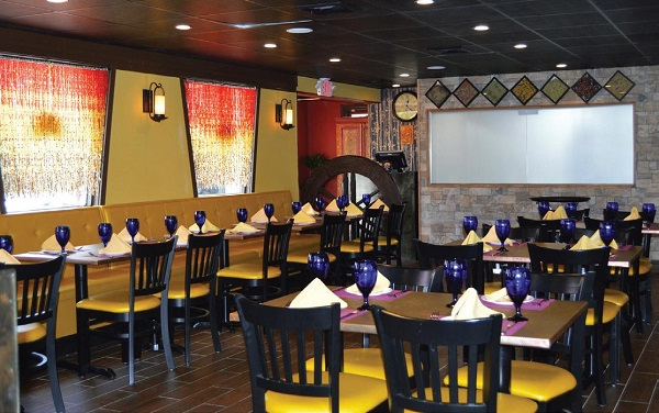 The Spice Route is a local restaurant specializing in Asian cuisine. Located at 1135 N 9th Street in Stroudsburg. Photo Courtesy / The Spice Route