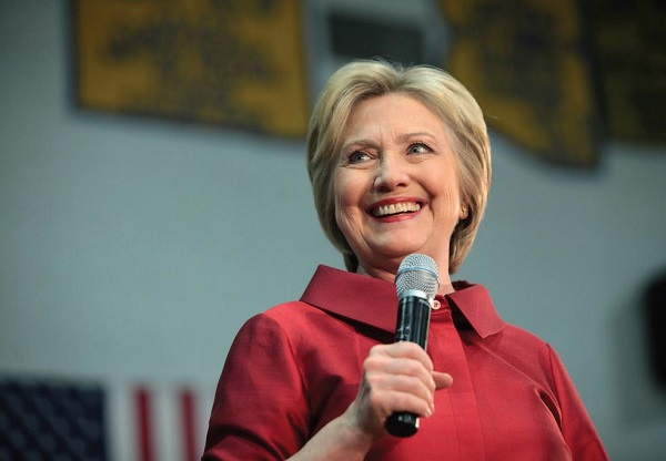 Former Secretary of State Hillary Clinton. Photo Courtesy / Flickr