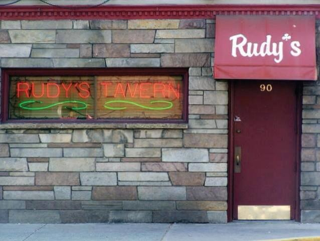 Enjoy a meal at Rudy's Tavern. Photo Courtesy / www.facebook.com/rubyspub/