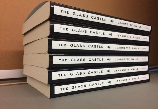 Photo Credit / Janice Tieperman The Glass Castle is this semester's One Book, One Campus novel.