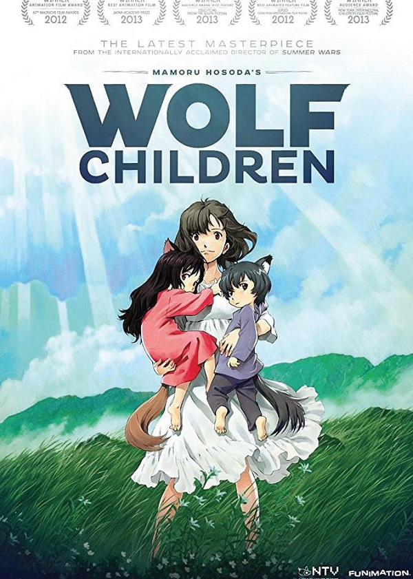 "Photo Courtesy / IMDB ""Wolf Children"" released in April of 2013 starting Aoi Miyazaki as Hana, Takao Osawa as the wolf man and Haru Kuroki as Yuki."