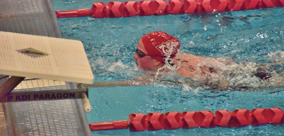 Swimming Continues To Roll The Stroud Courier