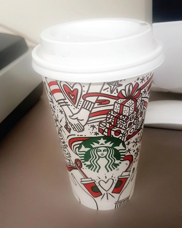 Starbucks Offers Special Holiday Drinks (Resized)