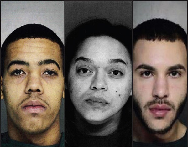 Photo Courtesy / Monroe County D.A Israel Berrios, 17, Carolina Carmona 30, and Salvador Roberts, 21, are facing charges of criminal homicide, robbery, among others for the robbery and murder of Richard LaBar.Photo Courtesy / Monroe County D.A Israel Berrios, 17, Carolina Carmona 30, and Salvador Roberts, 21, are facing charges of criminal homicide, robbery, among others for the robbery and murder of Richard LaBar.Photo Courtesy / Monroe County D.A Israel Berrios, 17, Carolina Carmona 30, and Salvador Roberts, 21, are facing charges of criminal homicide, robbery, among others for the robbery and murder of Richard LaBar.Photo Courtesy / Monroe County D.A Israel Berrios, 17, Carolina Carmona 30, and Salvador Roberts, 21, are facing charges of criminal homicide, robbery, among others for the robbery and murder of Richard LaBar.Photo Courtesy / Monroe County D.A Israel Berrios, 17, Carolina Carmona 30, and Salvador Roberts, 21, are facing charges of criminal homicide, robbery, among others for the robbery and murder of Richard LaBar.