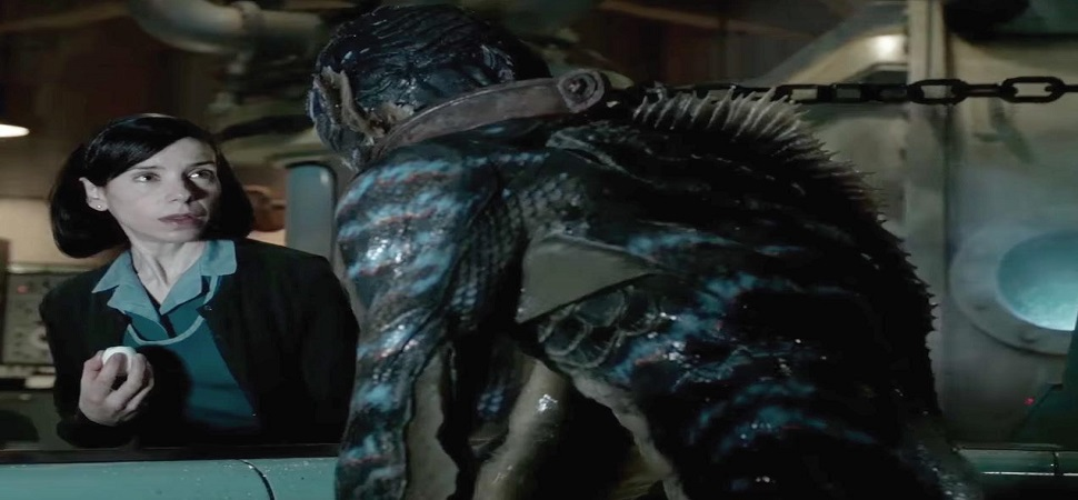 "Still Image via Fox Searchlight ""Shape of Water"" has both a dramatic and wonderful story and has 13 nominations!"