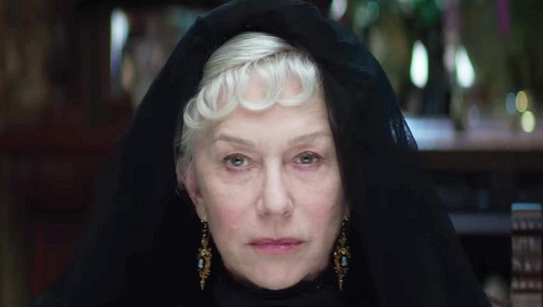 Still Image via CBS Films Helen Mirren stars in this new horror flick.