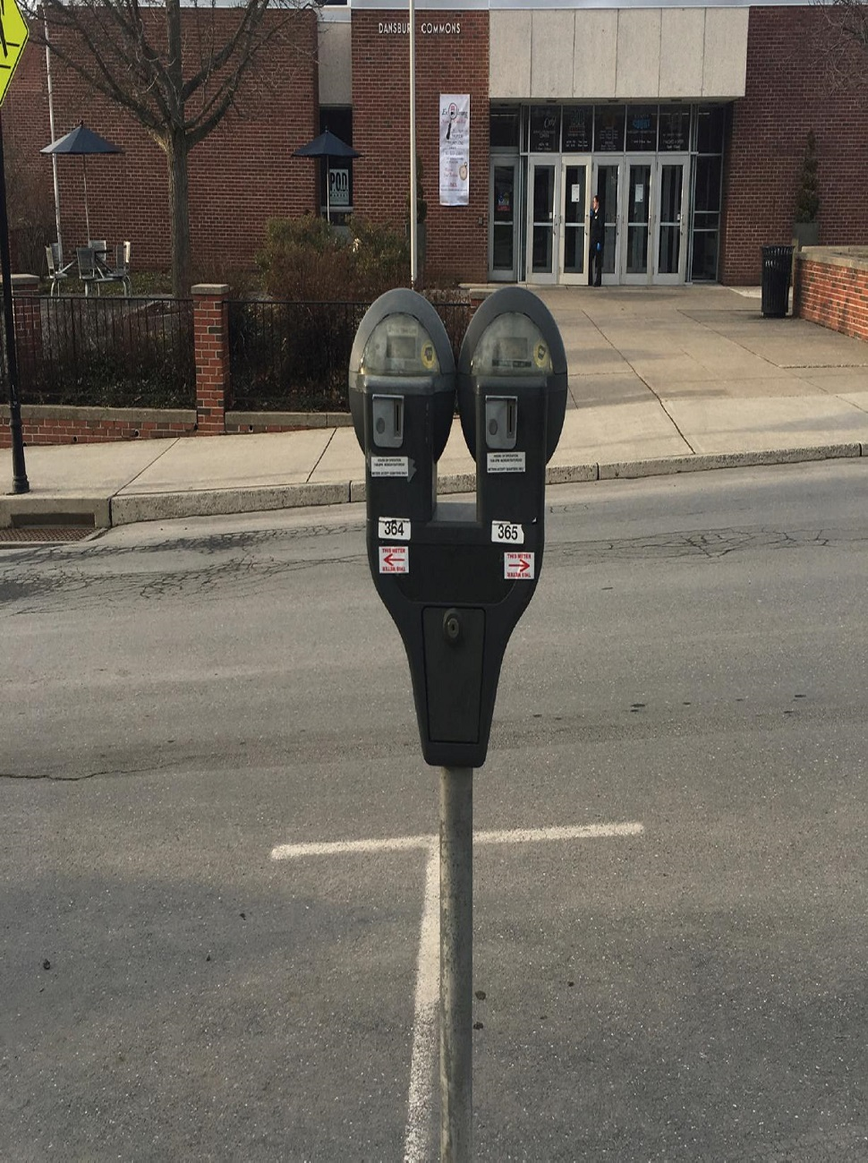 Photo Credit / Samantha Werkheiser Rises in parking meter prices affect ESU students on a daily basis.
