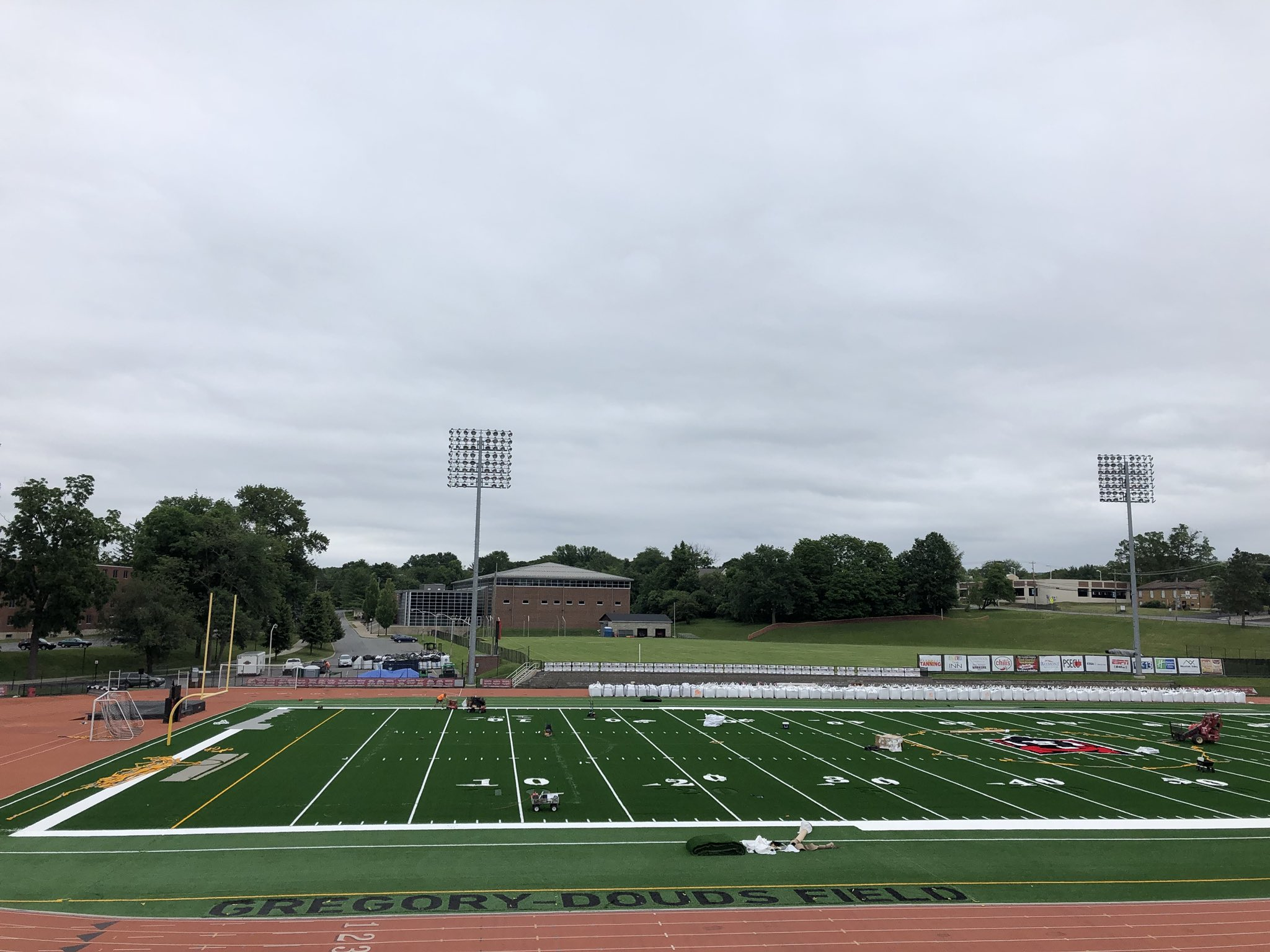 Gregory-Douds Field